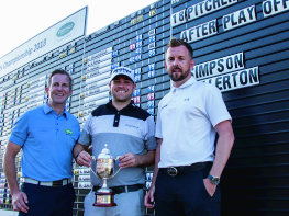 'Pitcher Perfect' Playoff Victory for Stinchcombe Hill Pro at 2018 Foremost Assistants' Championship