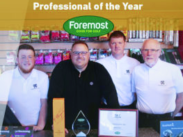 Foremost reveals 2018 member award winners