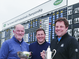 Pilkington Prevails At 2019 Foremost Golf Professionals' Championship