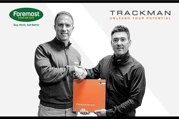 Trackman becomes Foremost Approved Supplier